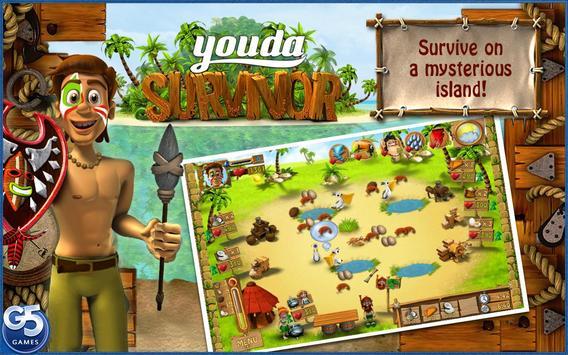 Youda Survivor Free screenshot 10