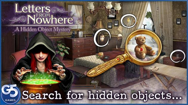 Letters From Nowhere A Hidden Object Mystery APK Download Free
