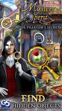 Mystery of the Opera: The Phantom's Secret poster