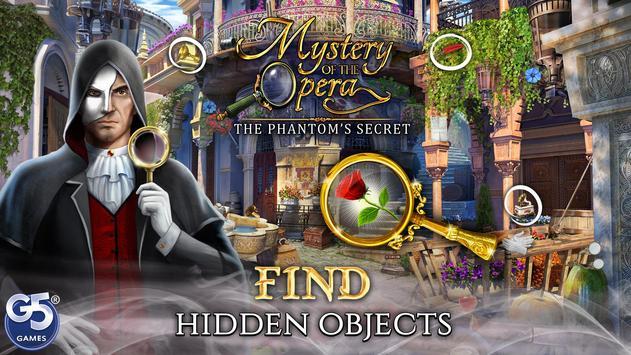Mystery of the Opera: The Phantom's Secret screenshot 5