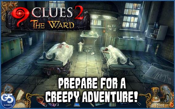 9 Clues 2: The Ward poster