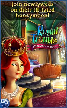 Royal Trouble: Hidden Honeymoon Havoc poster