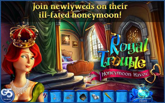 Royal Trouble: Hidden Honeymoon Havoc screenshot 10