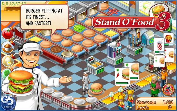 Stand O'Food® 3 poster