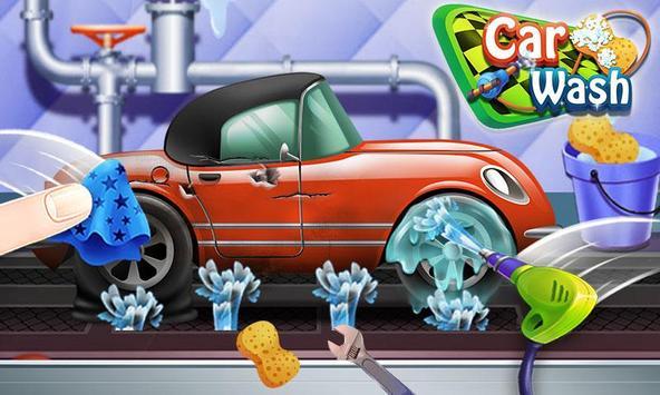 Car Wash & Design poster