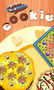 Chocolate Cookie-Cooking games poster