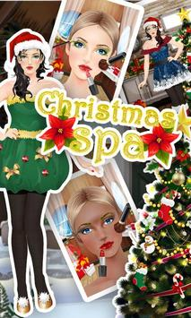 Holiday SPA,Dress Design poster