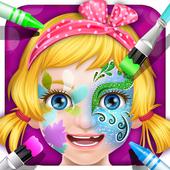 Princess Masquerade Makeup icon