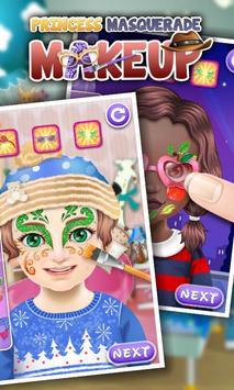 Princess Masquerade Makeup apk screenshot