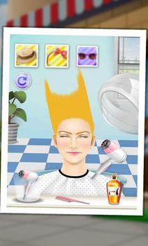 Princess Hair Salon poster
