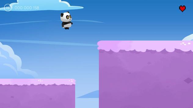 Panda Scream Go apk screenshot