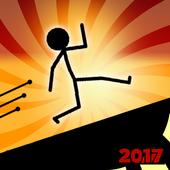 StickMan Super Runner icon