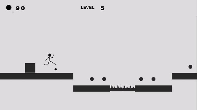 StickMan Super Runner screenshot 3
