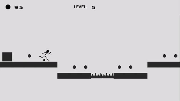 StickMan Super Runner screenshot 1