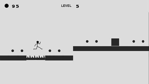 StickMan Super Runner screenshot 2