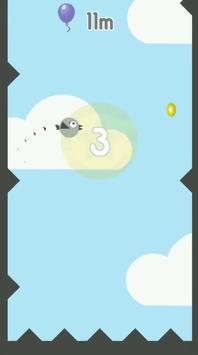 Freaky Flappy Jumping Bird poster