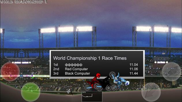 Dirt Bike Stadium Racing screenshot 6