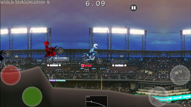 Dirt Bike Stadium Racing screenshot 8