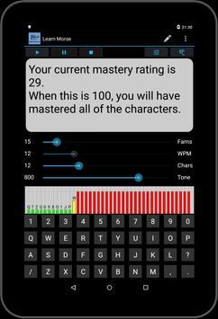 Learn Morse screenshot 6