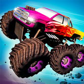 Real Monster Truck Heroes icon