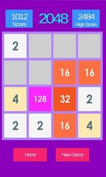 2048 Free screenshot 1