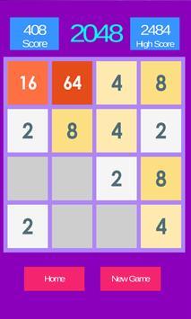2048 Free screenshot 2