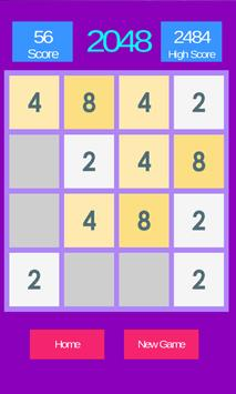 2048 Free screenshot 3