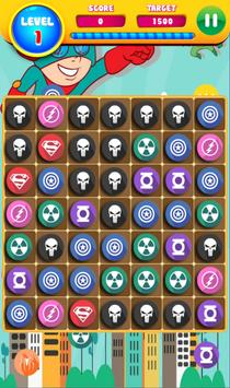 Candy Baby Hero Epic Puzzle screenshot 1