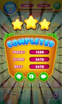 Candy Baby Hero Epic Puzzle screenshot 2