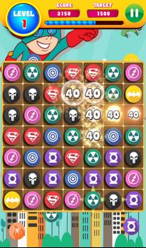Candy Baby Hero Epic Puzzle screenshot 3