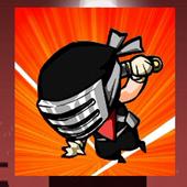 Ninja Stealth Shadow Run icon