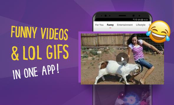 BuzzHunt Video – Viral Videos & Funny GIFs poster