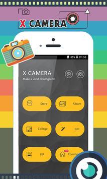 X Camera-3g poster