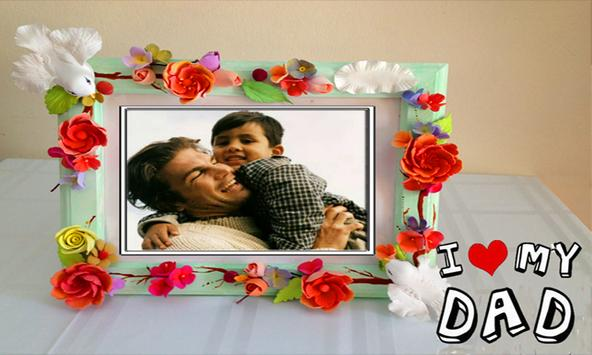 Fathers day frame APK Download - Free Communication APP for Android ...