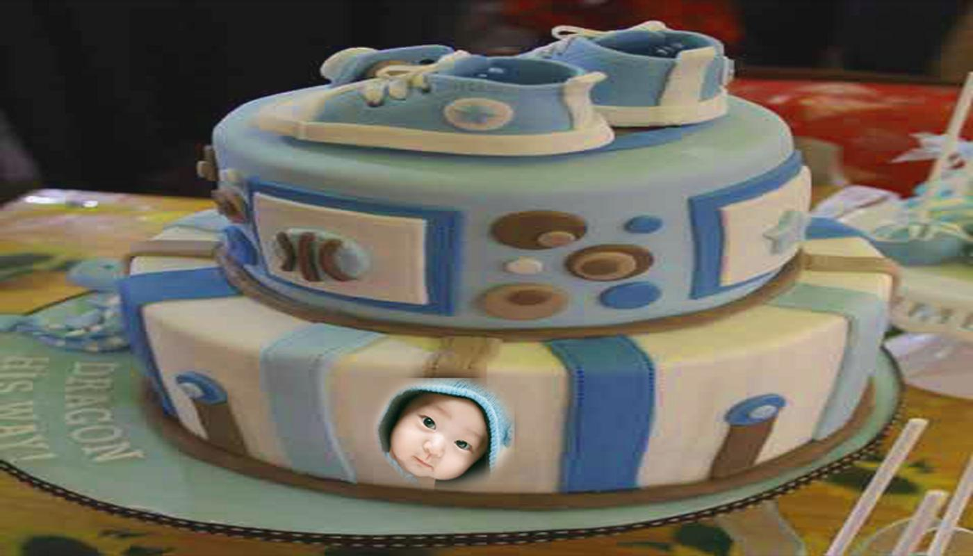 Happy Birthday Cake Frame Screenshot 19