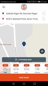 S3 Cab screenshot 4