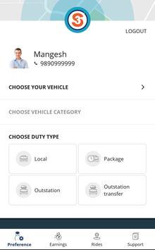 S3 Cab Driver screenshot 3