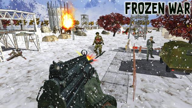 Sniper Desert Combat Killer Attack Shooting screenshot 7