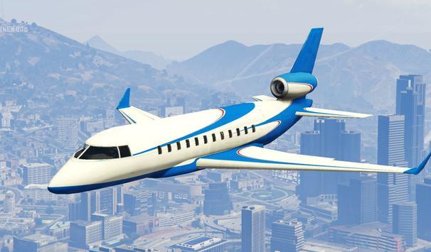 Free Flight Simulator: Airplane Fly 3D screenshot 11