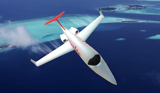 Free Flight Simulator: Airplane Fly 3D screenshot 12