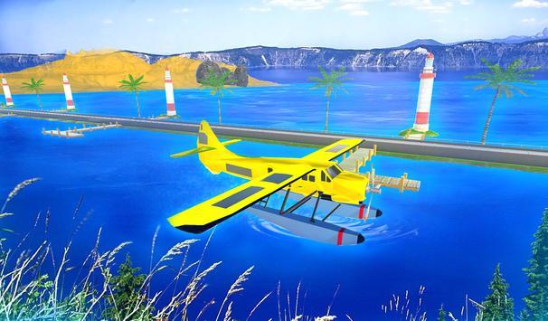 Free Flight Simulator: Airplane Fly 3D screenshot 21