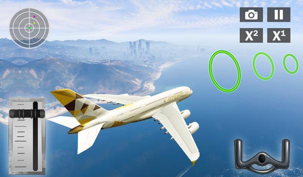 Free Flight Simulator: Airplane Fly 3D screenshot 2