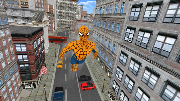 Strange Spider Hero Future War screenshot 5