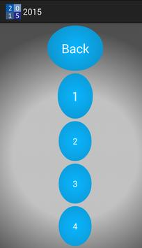 Quiz 2015 'The next Level' apk screenshot