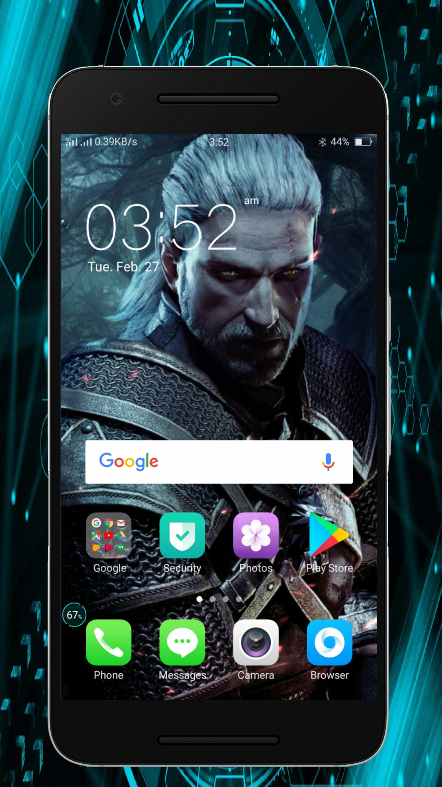 The Witcher 3 Wallpaper Hd For Android Apk Download