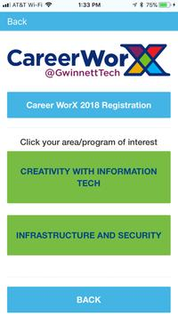 Gwinnett Tech CareerWorX screenshot 2
