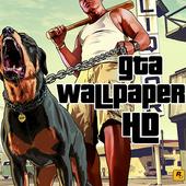GTA 5 wallpaper theme - grand theft auto v icon