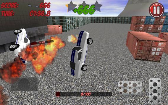 Heat Derby: Auto Clashes screenshot 12