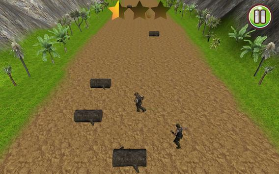 Jungle World The Run apk screenshot