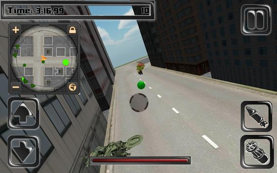 Dron Z Destroyer screenshot 3